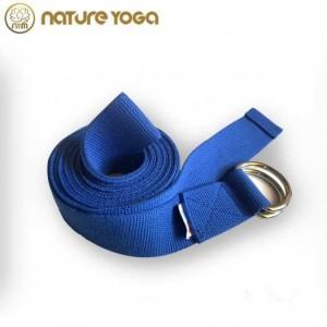 Dây Đai Tập Yoga Nature Yoga'Mat (2.5 mét) Xanh lá