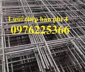 Lưới thép hàn Phi 4 có sẵn tại Hà Nội