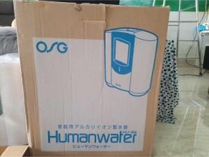 Máy lọc nước ion kiềm OSG HU88 mới 100%