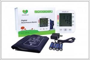 Máy đo huyết áp điện tử bắp tay iMediCare iBPM-6S