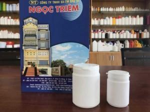 Hủ Nhựa 50g Ga (H-006)/ 100g Ga (H-010) - Bao Bì Ngọc Triêm
