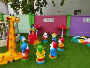 Chuyên cung cấp tượng vườn cổ tích cho trường mầm non, công viên, khu vui chơi, sân chơi