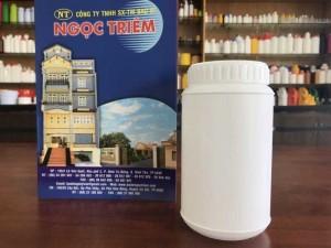 Hủ Nhựa 1KG Vặn (H-023H) - Bao Bì Ngọc Triêm
