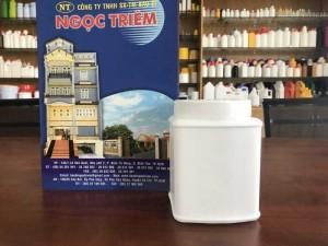 Hủ Nhựa 500g Vuông (H-029) - Bao Bì Ngọc Triêm
