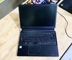 Laptop Toshiba Dynabook R73 Core i5-7300U Ram 4GB SSD 120GB + HDD 500GB VGA ON Màn 13.3 Inch Máy Đẹp