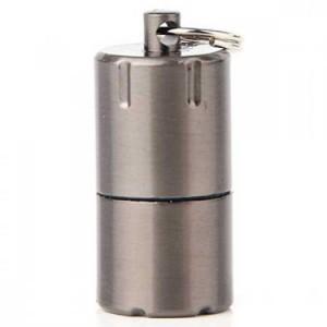 Bật lửa xăng đá mini móc khóa Dolphin HY618