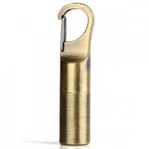 Bật lửa móc khóa xăng đá Dolphin HY665