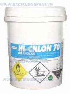 Hóa Chất Chlorine NIPPON (HI-CHLON 70)