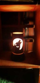 Đèn tre lưu niệm, đèn tre cho homestay, đèn tre trang trí