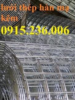 Lưới thép hàn D2 ô 25x25 mới 100%
