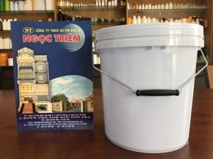 Xô Nhựa 5kg (10 lít) - Bao Bì Ngọc Triêm