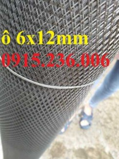 Lưới chát tường ô 6x12mm, 10x20mm hàng sẵn có tại Hà Nội mới 100%