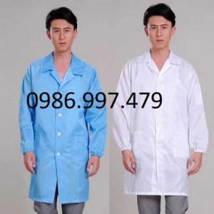 2020-10-28 14:45:43 Áo blouse phòng sạch chống tĩnh điện 150,000