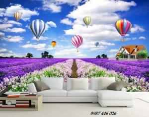 2020-10-28 14:09:25  6  Gạch tranh vườn hoa 3d, ốp tường HP25 1,400,000