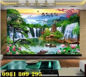 2020-10-28 16:00:41  4  Mẫu tranh phong cảnh trang trí - gạch tranh 3d 1,200,000