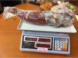 Thăn nội bò Úc (Beef Tenderloin) – Loại hàng S  1 ky760