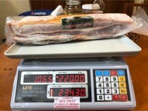 Thịt Heo Rừng Miếng 1ký065