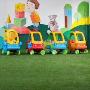 Chuyên xe chòi chân ôtô cho bé mầm non giá rẻ, uy tín, chất lượng nhất