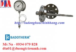 Đồng hồ đo áp suất và phụ kiện Badotherm