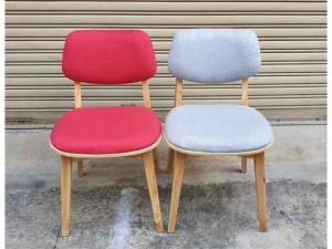 Ghế gỗ cafe Bảo Long