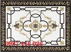 2020-10-30 14:05:22  6  Thảm gạch hoa văn vàng HP6899 2,690,000