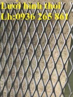 2020-10-30 14:25:20  5  Lưới thép dập giãn làm cầu thang, lan can, hành lang, sàn thao tác giá rẻ 20,000