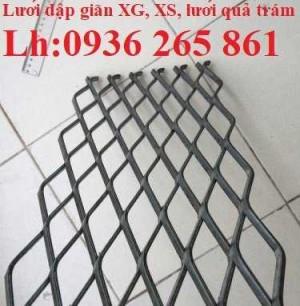 2020-10-30 14:52:29  7  Lưới dập giãn XG - XS dùng trong xây dựng, trang trí nội thất, làm hành lang, hàng rào giá rẻ 25,000