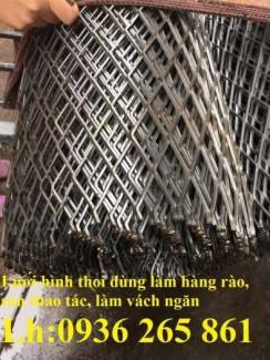 2020-10-30 14:52:29  3  Lưới dập giãn XG - XS dùng trong xây dựng, trang trí nội thất, làm hành lang, hàng rào giá rẻ 25,000