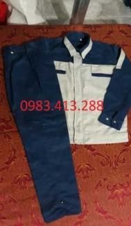 2020-10-30 15:05:13 Quần áo bảo hộ lao động tại Hà Nội 200,000