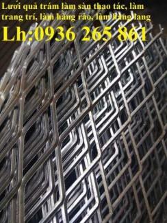 2020-10-30 15:12:53  4  Phân phối lưới dập giãn, lưới kéo giãn XG, XS63 làm sàn thao tác, trang trí giá rẻ trên toàn quốc 21,000