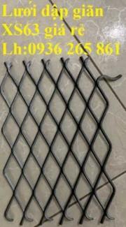2020-10-30 15:17:45  2  Lưới dập giãn XS32 – XS63 dùng làm hàng rào, vách ngăn, sàn lưới, trang trí nội thất giá rẻ 21,000