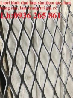 2020-10-30 15:17:45  4  Lưới dập giãn XS32 – XS63 dùng làm hàng rào, vách ngăn, sàn lưới, trang trí nội thất giá rẻ 21,000