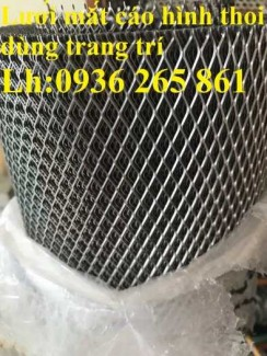 2020-10-30 15:17:45  7  Lưới dập giãn XS32 – XS63 dùng làm hàng rào, vách ngăn, sàn lưới, trang trí nội thất giá rẻ 21,000