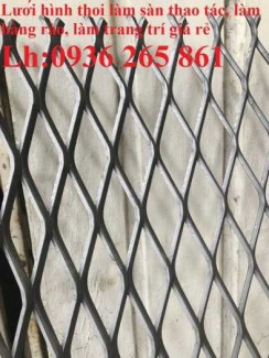 2020-10-30 15:27:37 Lưới thép kéo giãn XS, XG làm bức vách ngăn, tay vịn lan can, trang trí nội thất trong nhà giá rẻ 23,000