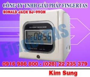 2020-10-30 16:02:10 Máy châm công thẻ giấy RJ990N, hàng mới 100% 4,950,000