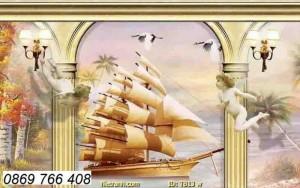 2020-10-30 16:45:52 Tranh gạch men-tranh gạch thuận buồm xuôi gió 1,200,000