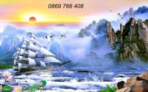 2020-10-30 16:45:52  5  Tranh gạch men-tranh gạch thuận buồm xuôi gió 1,200,000