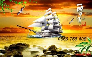 2020-10-30 16:45:52  1  Tranh gạch men-tranh gạch thuận buồm xuôi gió 1,200,000