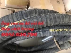 2020-10-30 16:40:39  2  Đại lý ống cao su bố vải lõi thép công danh hùng mạnh chất lượng. 470,000