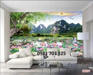 2020-10-30 16:42:32  5  Gạch tranh 3D phòng khách 1,200,000