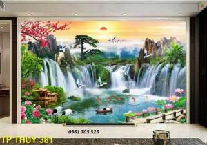 2020-10-30 16:43:40  2  Gạch tranh 3D sơn thủy hữu tình 1,200,000