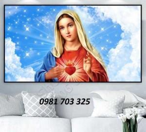 2020-10-30 16:47:10  3  Tranh gach 3D công giáo 1,200,000