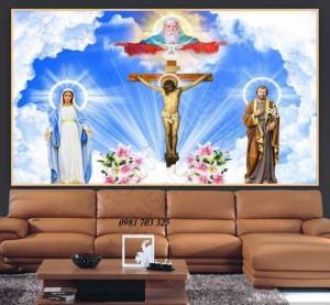 2020-10-30 16:47:10 Tranh gach 3D công giáo 1,200,000