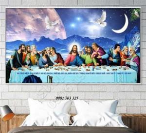 2020-10-30 16:47:10  6  Tranh gach 3D công giáo 1,200,000