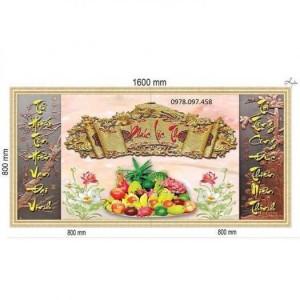 2020-10-30 22:07:47 Tranh phòng thờ - tranh gạch sài Gòn 1,200,000