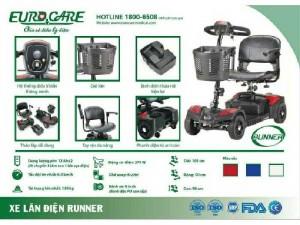 Xe lăn điện Eurocare