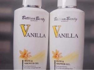 Sữa tắm betina vanilla
