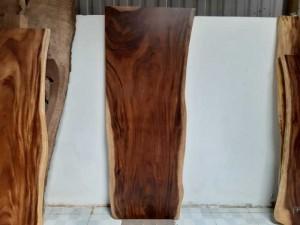 Mặt bàn Gỗ H.2 (57-75cm X 1,78m) Dày 5cm