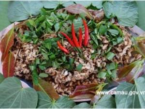 Mắm ong đặc sản U Minh 900 gr