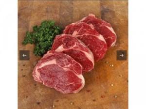 Đầu thăn ngoại/thăn lưng bò Úc (Beef Cube Roll/Ribeye)- bịch 485gr